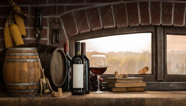 Wine Image, Cellar Wine Glass
